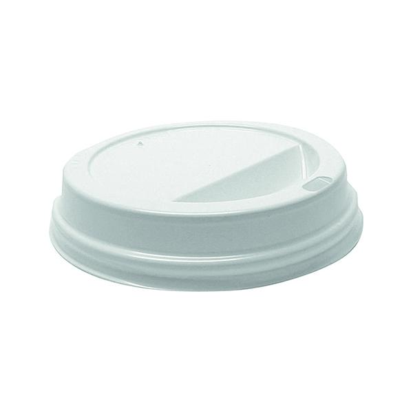 MyCafe Lids 12oz White (1000 Pack) MXPWL80CASE