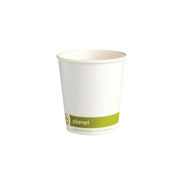 Cups/Mugs/Glasses Planet 8oz Double Wall Cups (25 Pack) HHPLADW08