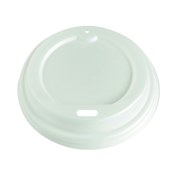 Planet 8oz Hot Cup Lids (50 Pack) HHPLAWL80
