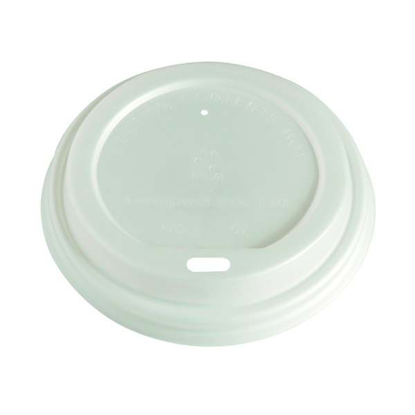 Planet 12oz Hot Cups Lids (50 Pack) HHPLAWL90