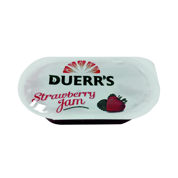 Unspecified Duerrs Strawberry Jam (96 Pack) 70101259