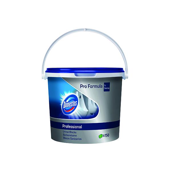 Kitchen/Washroom Cleaning Domestos Professional Urinal Channel Blocks 3kg 7517960