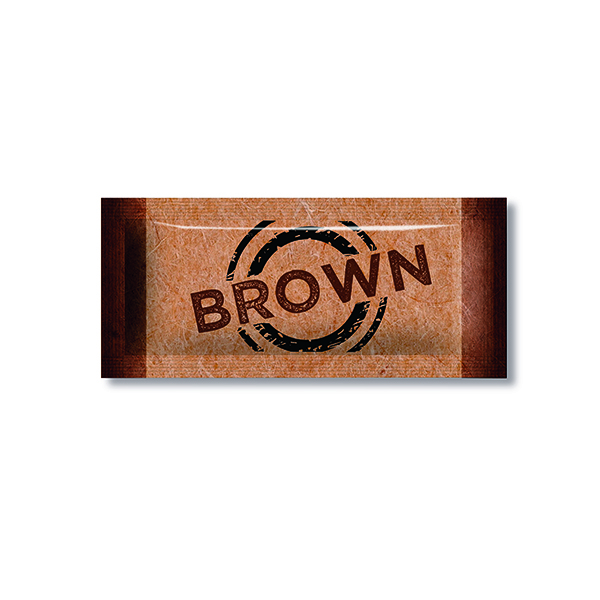 Unspecified Its Brown Sauce Sachets (200 Pack) 60121314