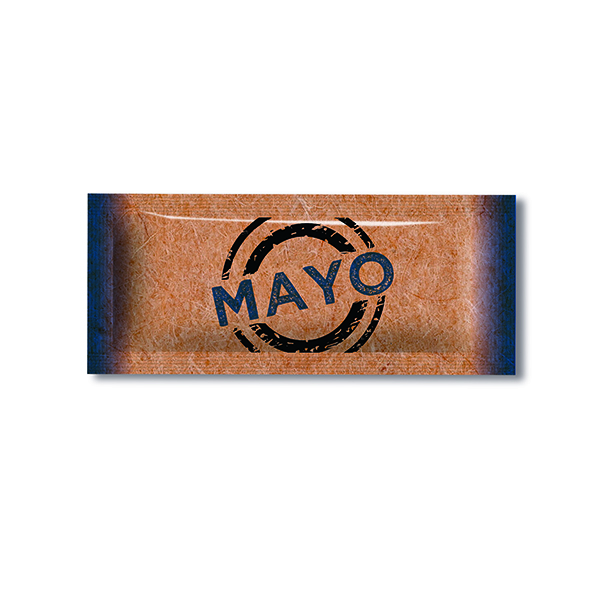Unspecified Its Mayonnaise Sachets (200 Pack) 60121324