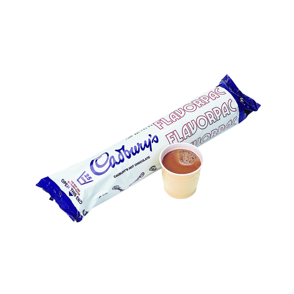 Hot Chocolate Cadbury Autocup Drinking Chocolate (25 Pack) A04256