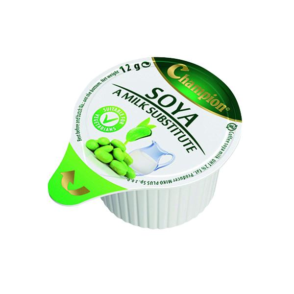 Soya Milk Jiggers 12g (80 Pack) 0499071
