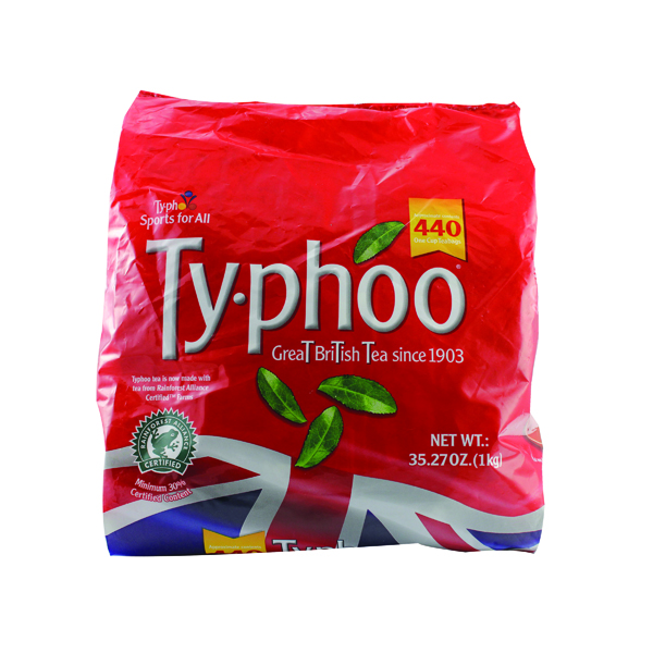 Tea Typhoo One Cup Tea Bag (440 Pack) CB030