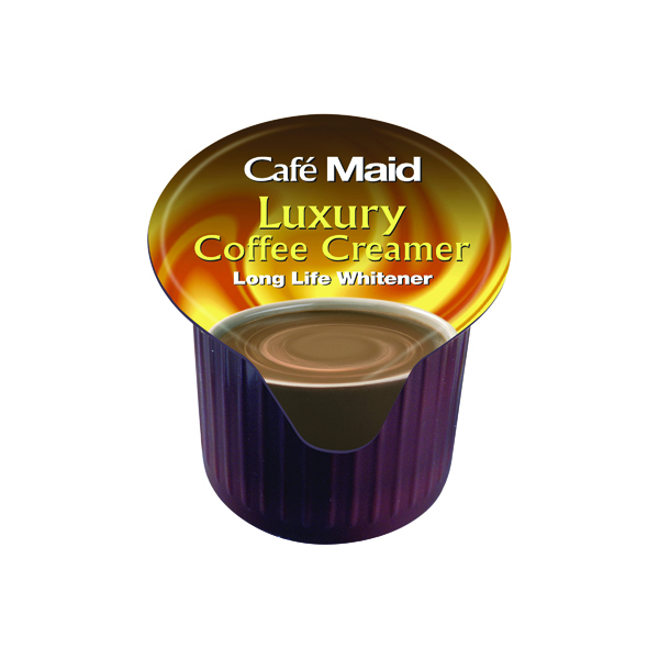 Milk Cafe Maid Luxury Coffee Creamer Pots 12ml (120 Pack) A02082