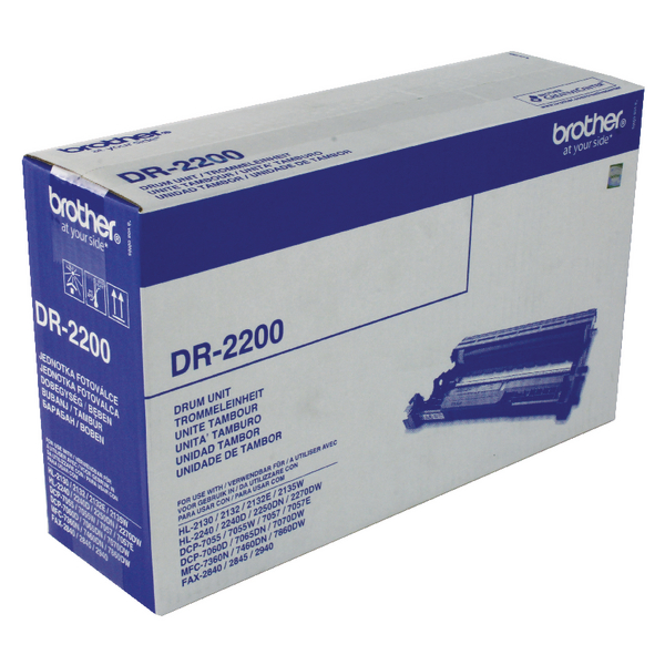 Unspecified Brother HL-2240/D/2250DN/2270DW FAX-2940 Drum Unit 12K DR2200