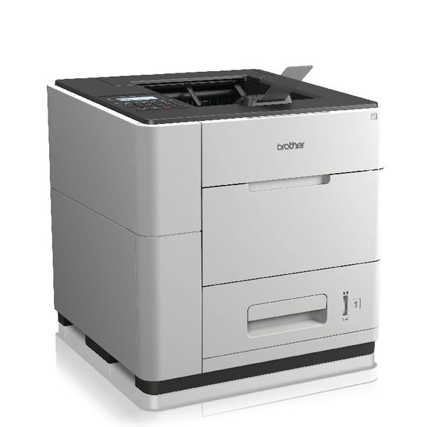 Inkjet Printers Brother HL-S7000DN High-Speed Workgroup Printer White HL-S7000DN