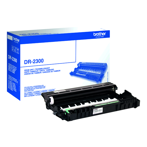 Laser Toner Accessories Brother Drum Unit for L2000 Series Printers DR2300