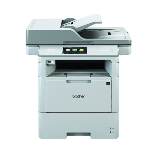 Multifunctional Machines Brother MFC-L6900DW All in one Mono Laser Printer MFC-L6900DW