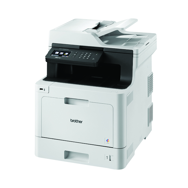 Multifunction Machines Brother MFCL8690CDW Colour Laser Multifunctional Printer