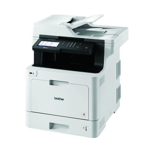 Multifunctional Machines Brother MFCL8900CDW Colour Laser Multifunctional Printer
