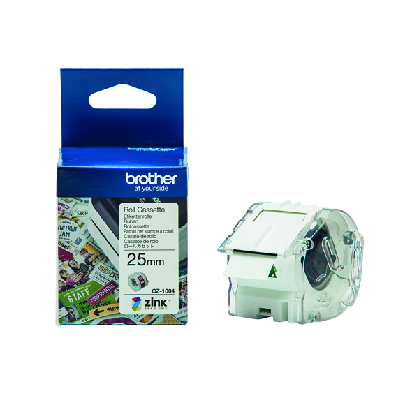 Unspecified Brother Label Roll 25mm x 5m CZ1004