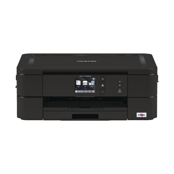Inkjet Printers DCP-J772DW Brother 3-in-1 Inkjet Printer DCPJ772DWZU1