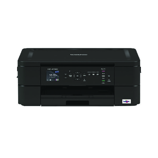 Brother DCP-J572DW A4 Wireless 3-in-1 Colour Inkjet Printer DCPJ572DWZU1