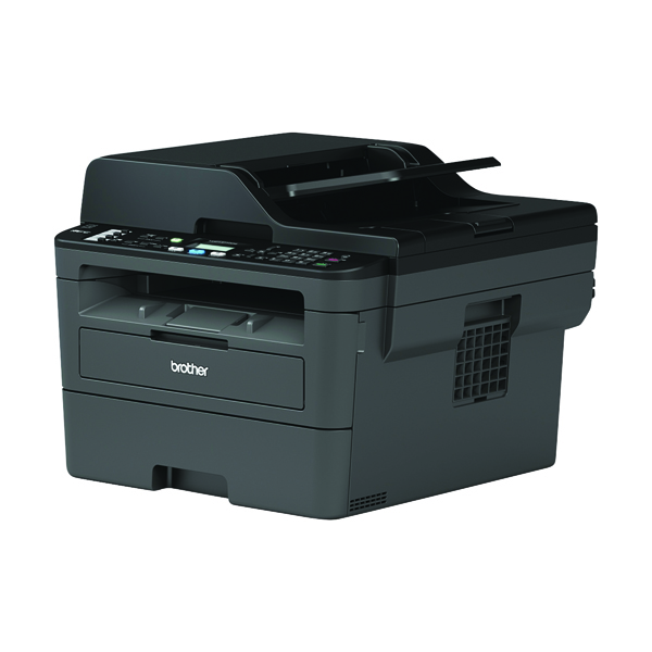 Laser Printers Brother MFC-L2710DW Mono Laser All-In-One Printer MFCL2710DWZU1