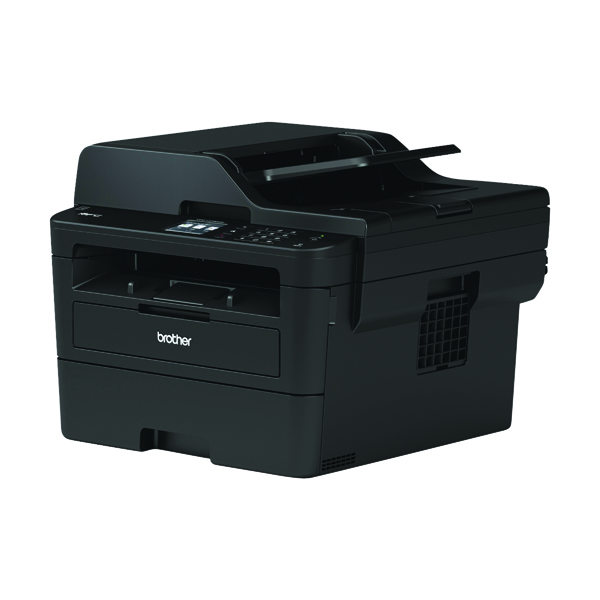 Laser Printers Brother MFC-L2730DW Mono Laser All-In-One Printer MFCL2730DWZU1