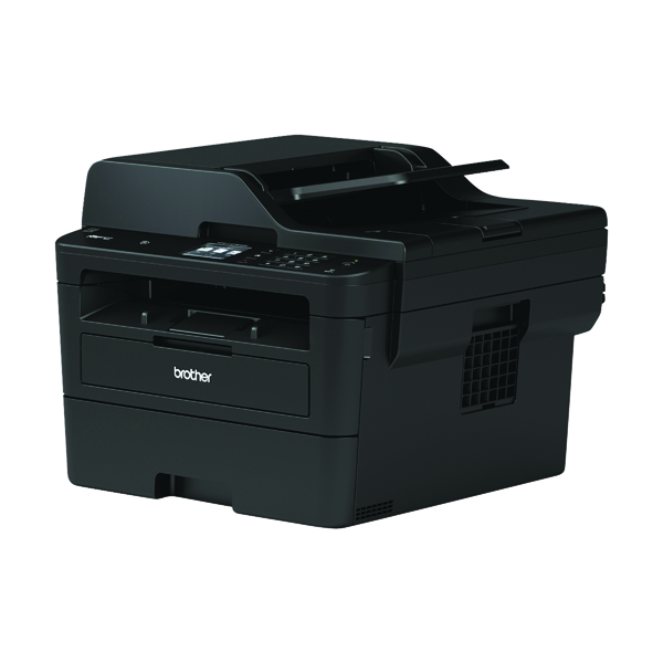 Laser Printers Brother MFC-L2750DW Mono Laser All-In One Printer MFCL2750DWZU1