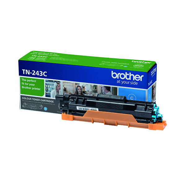 Brother TN243CMYK Toner Bundle (4 Pack) TN243CMYK