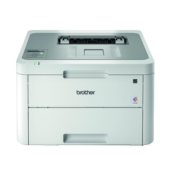 Laser Printers Brother HL-L3210CW Wireless Colour LED Printer HLL3210CWZU1