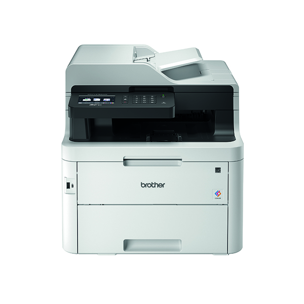 Laser Printers Brother MFC-L3750CDW 4 in 1 Colour Laser Printer MFCL3750CDWZU1