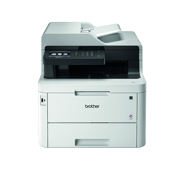 Laser Printers Brother MFC-L3770CDW 4 in 1 Colour Laser Printer MFCL3770CDWZU1