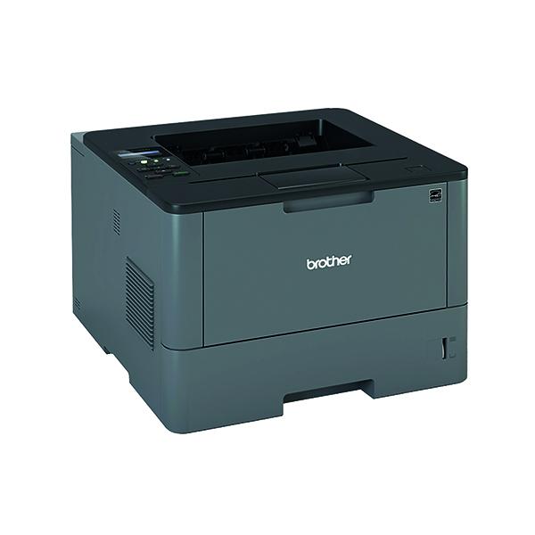 Laser Printers Brother HL-L5050DN Mono Laser Printer HL-L5050DNU1