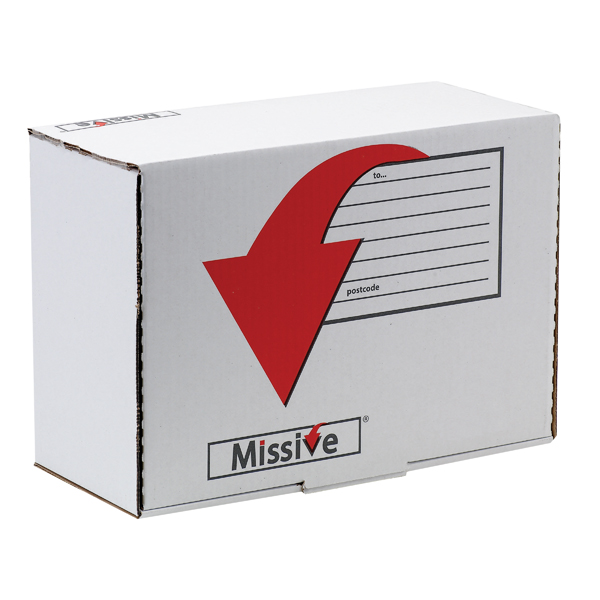 Box Bankers Box Missive Value Accessory Mailing Box (20 Pack) 7272206