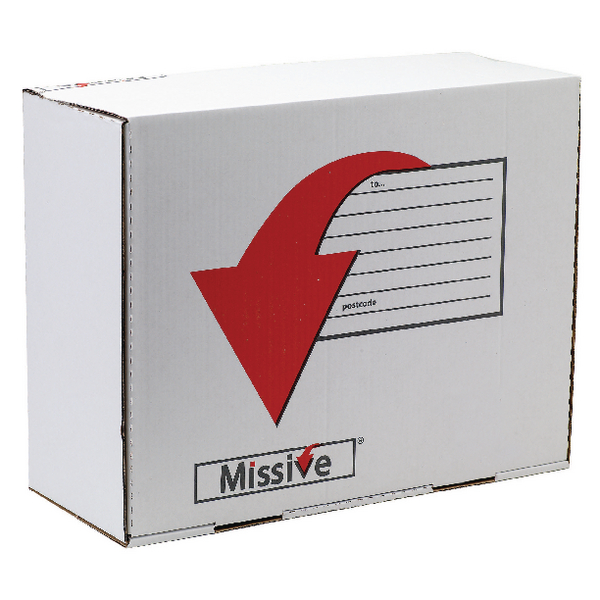 Box Bankers Box Missive Value Mailing Box Large (20 Pack) 7272404