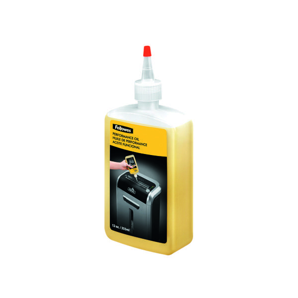 Unspecified Fellowes Shredder Oil 355ml 35250