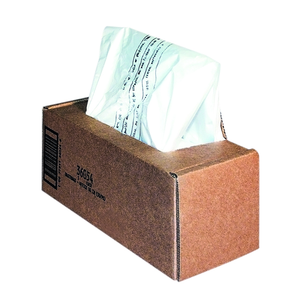 Bags/Sacks Fellowes Shredder Bag (50 Pack) 36054