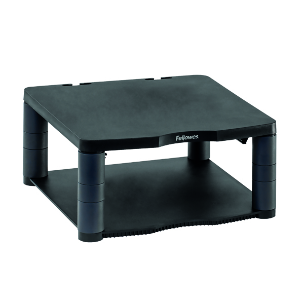 Fellowes Premium Monitor Riser Graphite 9169401