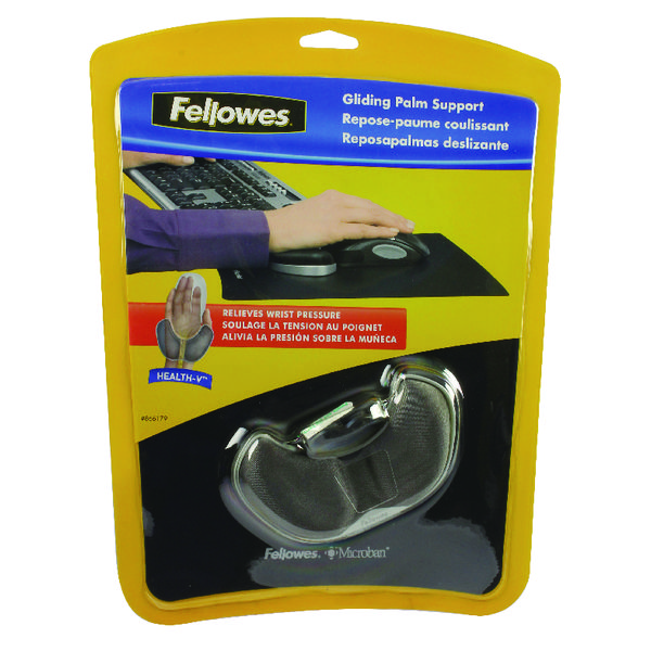 Fellowes Fabrik Palm Support 9180101