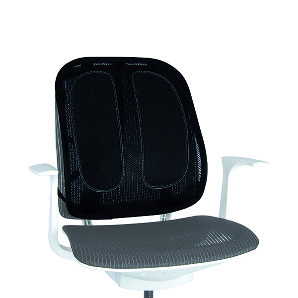 Seating Accessories Fellowes Office Suites Mesh Back Support Black 9191301