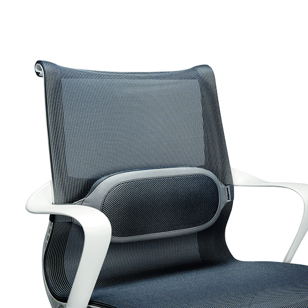 Seating Accessories Fellowes I-Spire Lumbar Cushion Grey 8042201