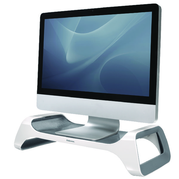 Risers Fellowes I-Spire Series Monitor Lift White 9311102