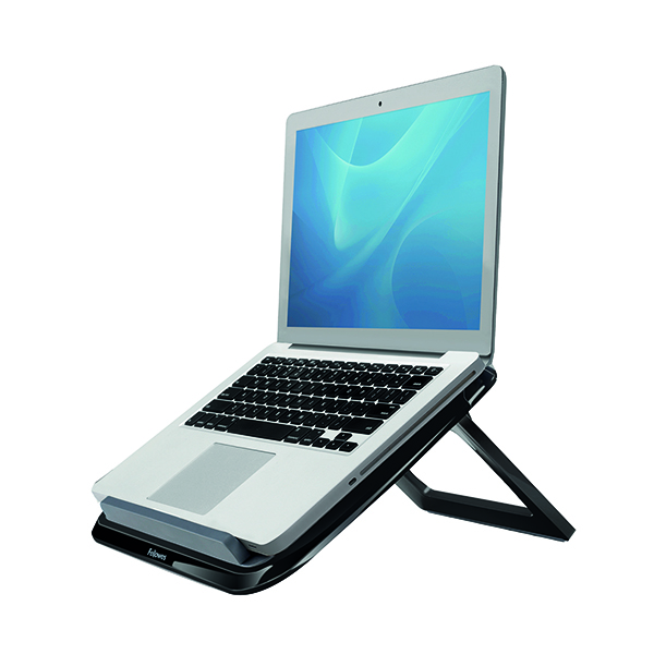 Risers Fellowes I-Spire Series Laptop Quick Lift Black 8212001