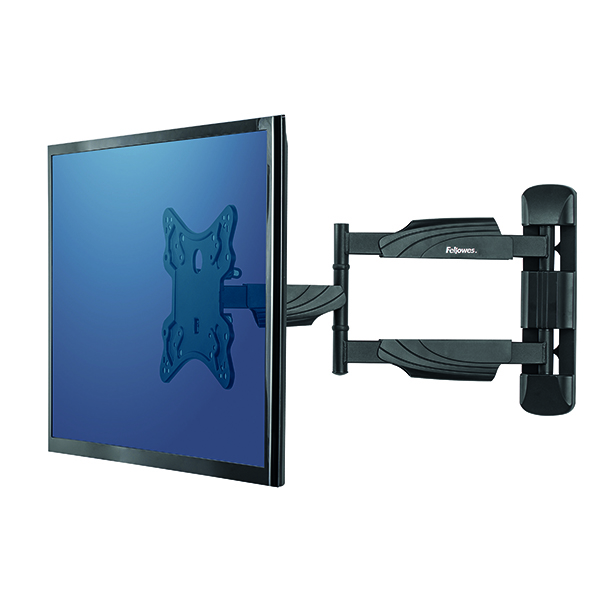 Arms Fellowes Full Motion Single Wall Mount TV Arm 8043601