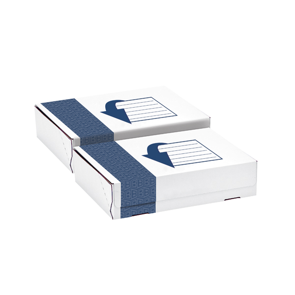 Boxes Bankers Box Heavy Duty Mailing Box 74x315x219mm (20 Pack) BOGOF