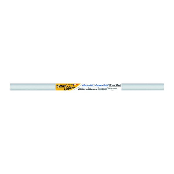 Bic Velleda Adhesive Whiteboard Roll 670x1000mm 870493