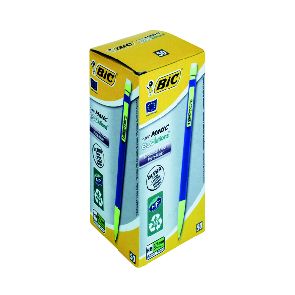 Unspecified Bic Matic Ecolutions Mechanical Pencil 887