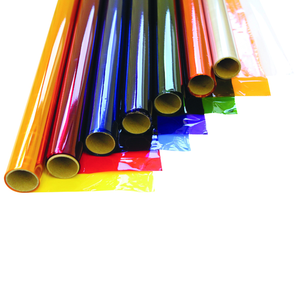 Bright Ideas Cellophane Assorted (7 Pack) BI2608