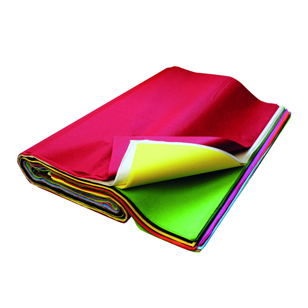 Tissue Bright Ideas Tissue Paper Assorted (480 Pack) BI7830