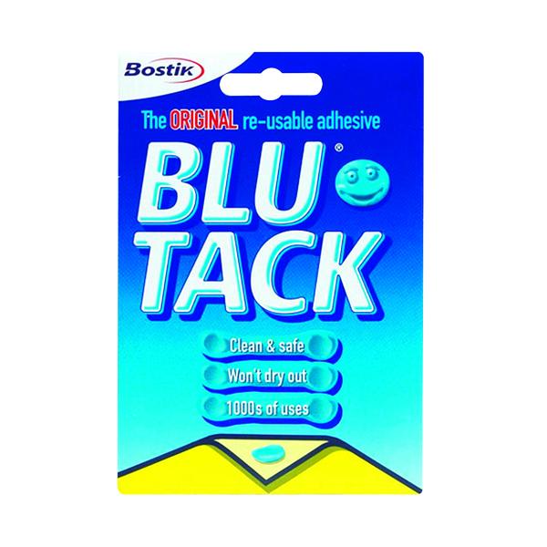 Tack Bostik Blu-Tack Handy Pack 60g Single 801103