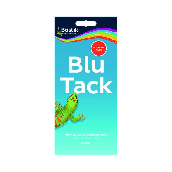 Tack Bostik Blu Tack 110g (12 Pack) 30590110