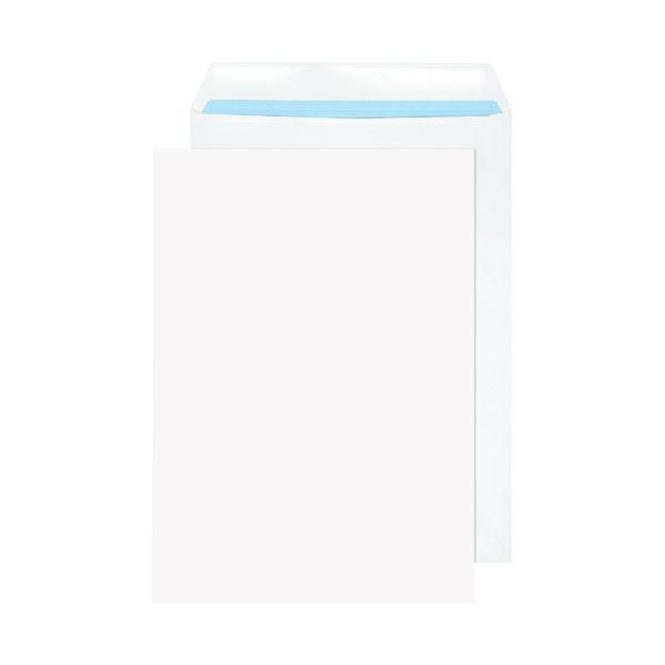 Evolve C4 Envelopes Recycled Pocket Self Seal 100gsm White (250 Pack) RD7891