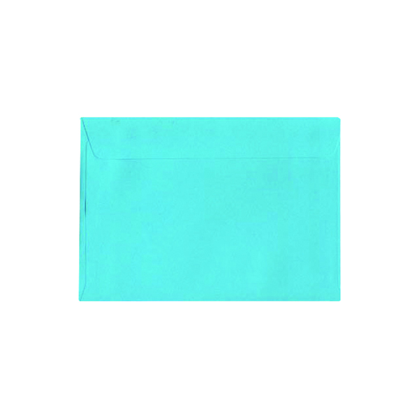 C5 Wallet Envelope Peel and Seal 120gsm Cocktail Blue (250 Pack) BLK93017