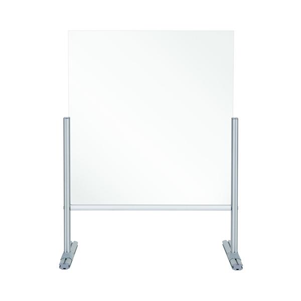 Desk Bi-Office B Desk Glass Protection4mm 1000x850mm DSP713041